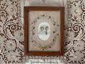 Antique-Framed-Photo-of-Two-Women-Hand-Embroidered