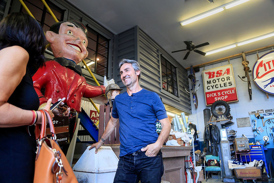 American Picker Mike Wolfe Wants To Save Rural America Two