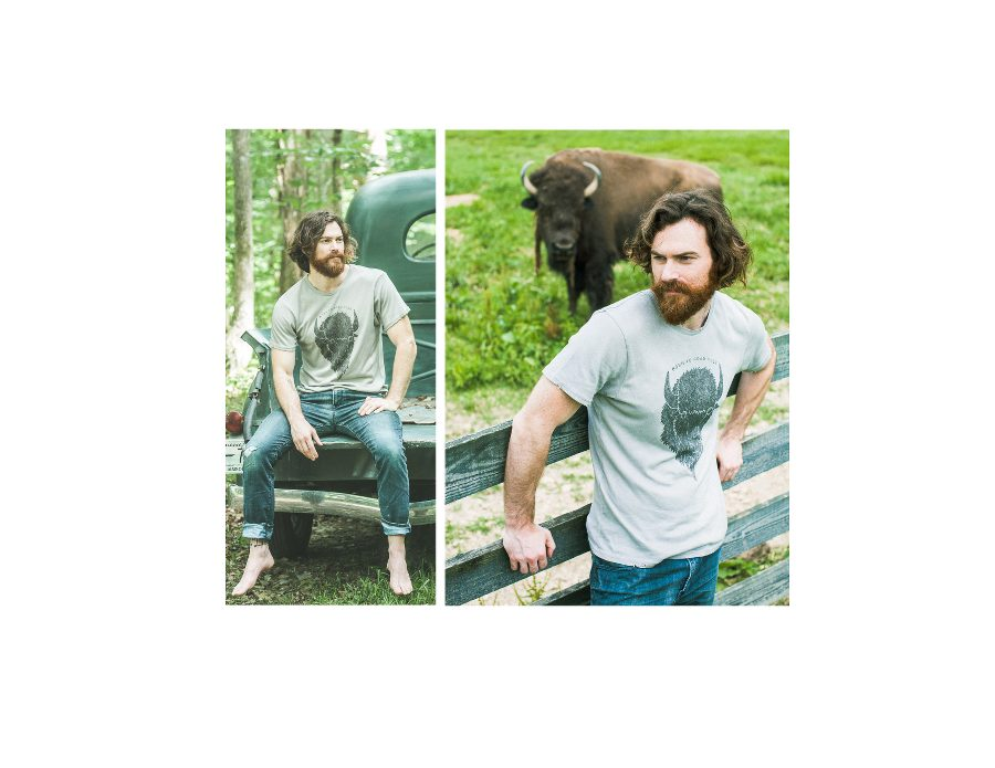 two lanes mike wolfe american picker buffalo tee