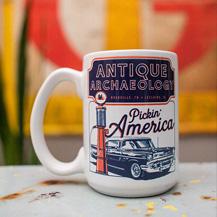 Auto Wrap Diner Mug