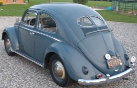 Volkswagen's Rare Bug - Two Lanes Blog