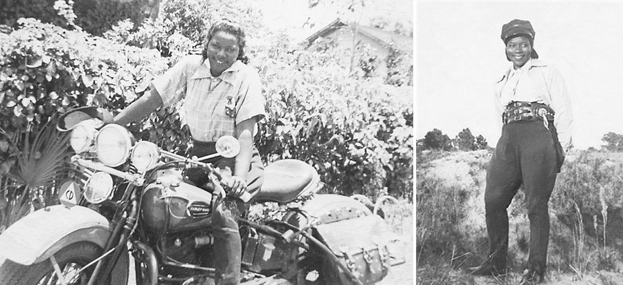 History of Women in Motorcycles