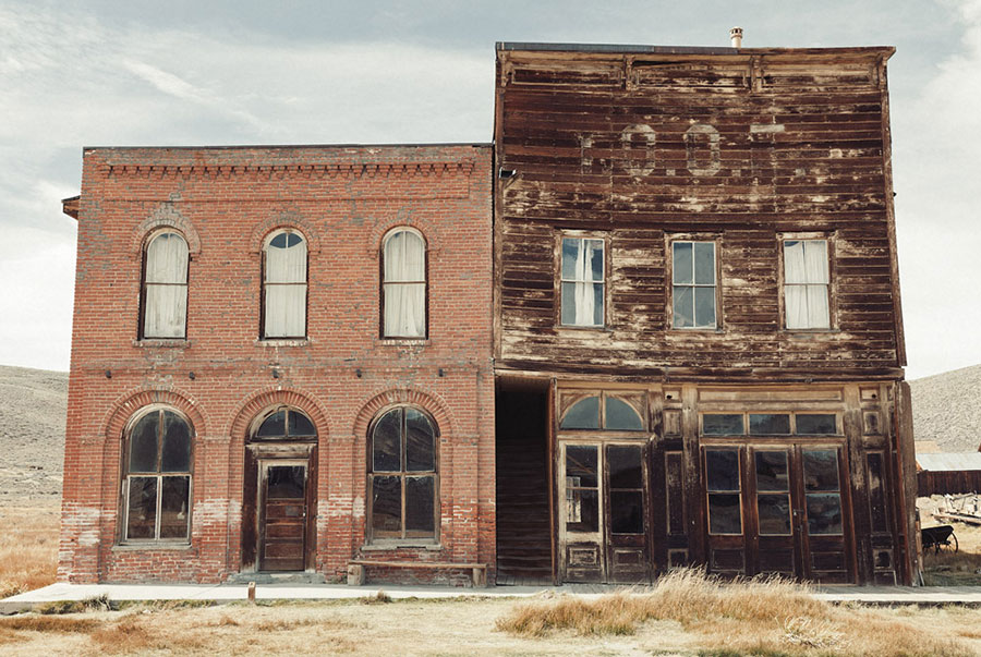 Wild West Ghost Town