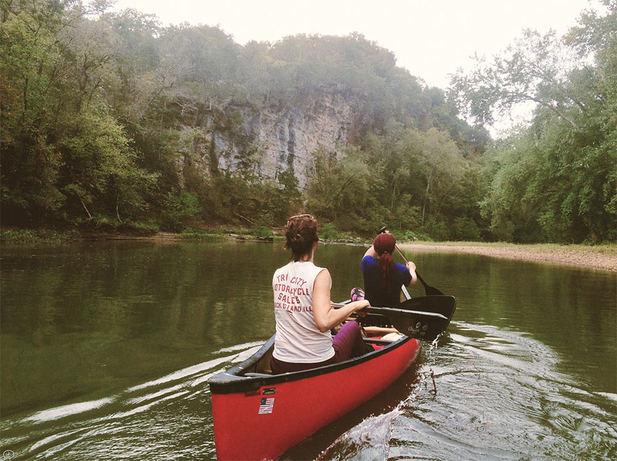 canoeing in nashville