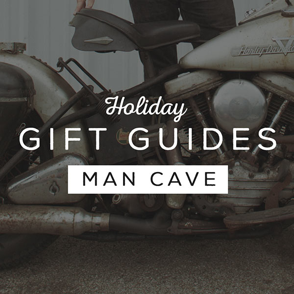 Man Cave Gifts For Christmas : Holiday gift guides man caves