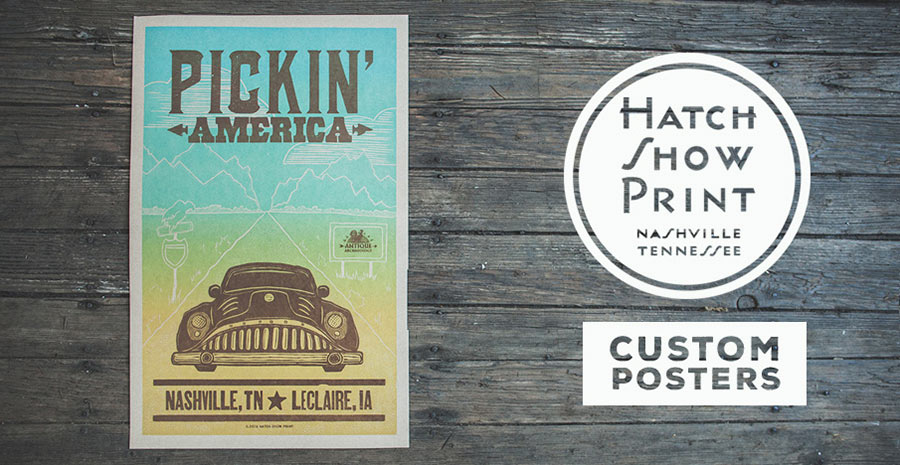 HATCH SHOW POSTERS