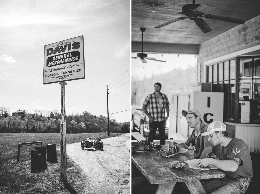 Davis General Merchandise leipers Fork