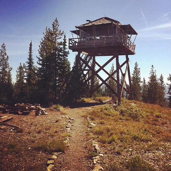 Ebay Houses For Rent: Wild Idaho: 6 Fire Towers For Rent This Weekend