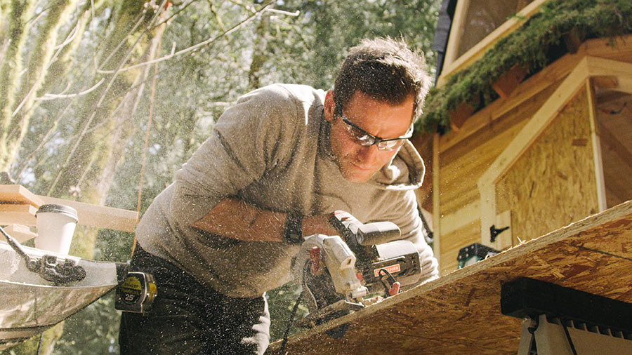 PACIFIC NORTHWEST CABIN BUILDER