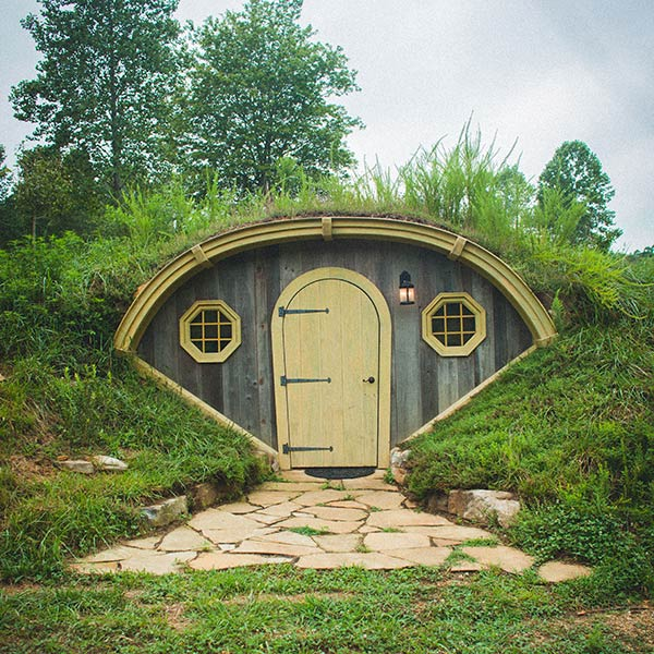 Ebay Houses For Rent: You Can Rent These Hobbit-Style Houses On An Organic Farm