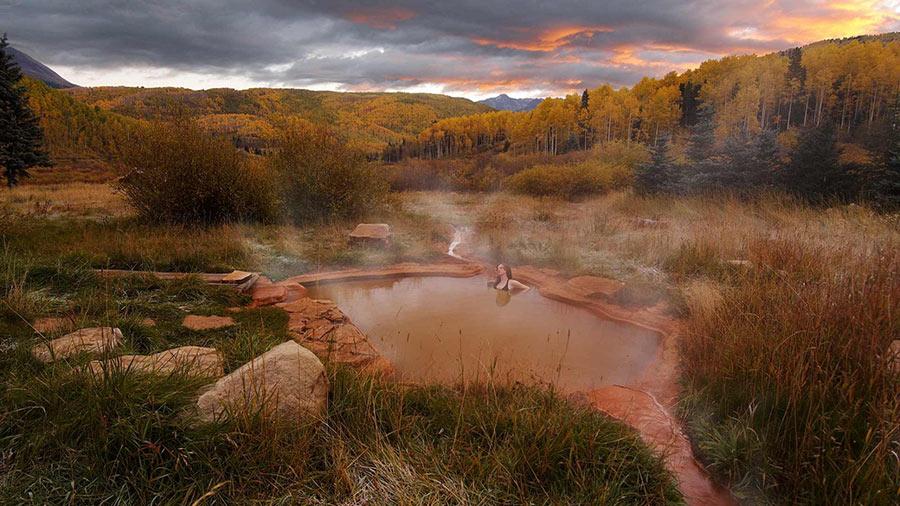 Denton Hot Springs