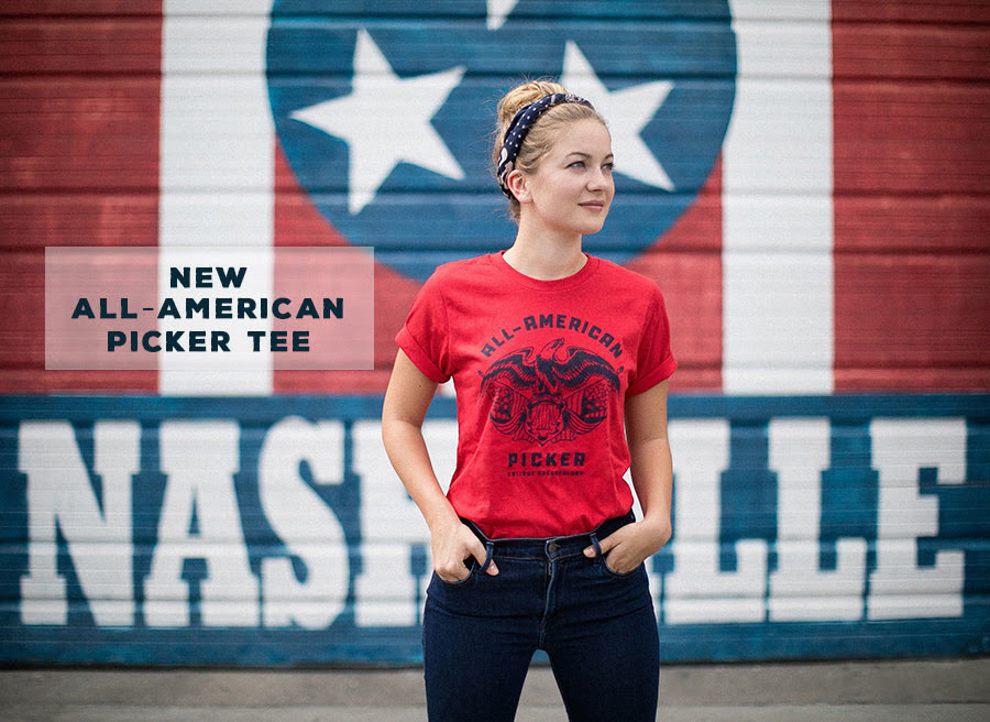 all-american-picker-tee