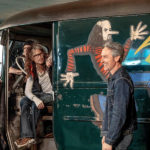 REVEAL OF AEROSMITH'S RESTORED ORIGINAL TOUR VAN  ON AMERICAN PICKERS