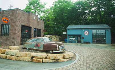 Antique Archaeology & American Pickers LeClair Iowa Store Location